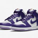 "Nike Dunk High ""Varsity Purple"""
