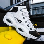 """Reebok Question """"Why not use?"""""""