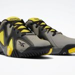 "Reebok Kamikaze II Low ""Alert Yellow"""